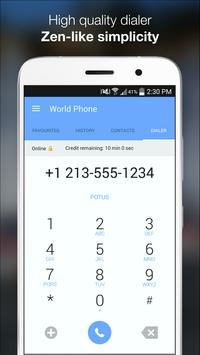 World Phone poster