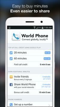 World Phone apk screenshot