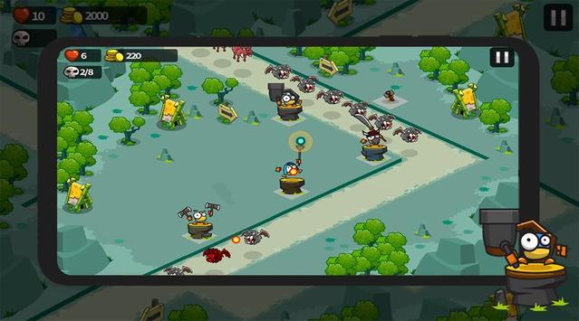 King of Tower Defense screenshot 6