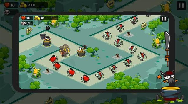 King of Tower Defense screenshot 1