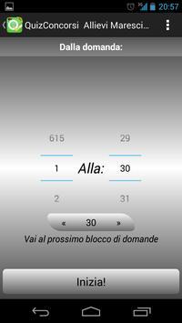 QuizConcorsi 546 Carabinieri screenshot 1
