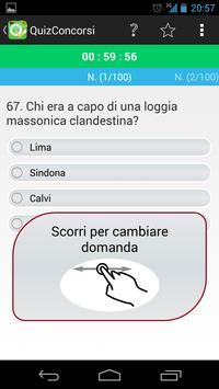 QuizConcorsi 546 Carabinieri screenshot 2