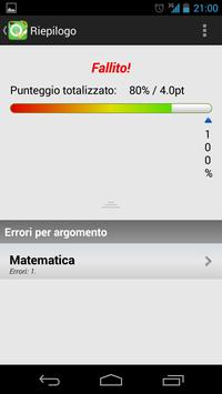 QuizConcorsi 546 Carabinieri screenshot 6