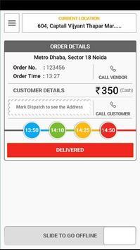 NOW Delivery Partner screenshot 3