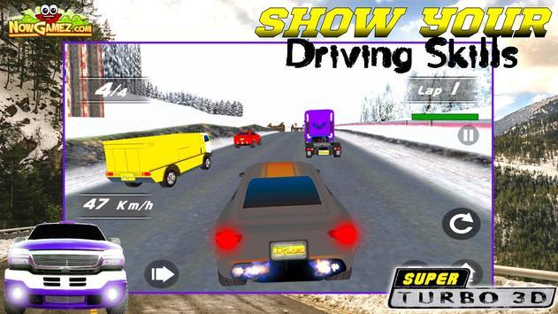 Super Turbo 3D screenshot 1