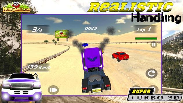 Super Turbo 3D screenshot 4