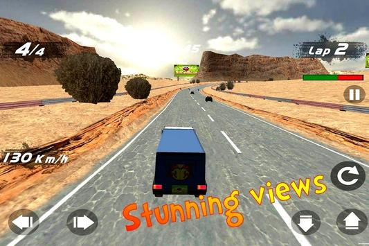Thunder Cross Racing screenshot 4