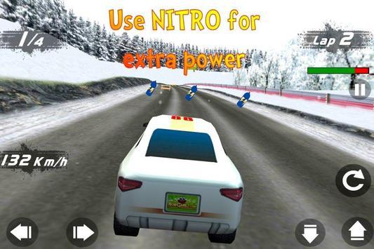 Thunder Cross Racing screenshot 5