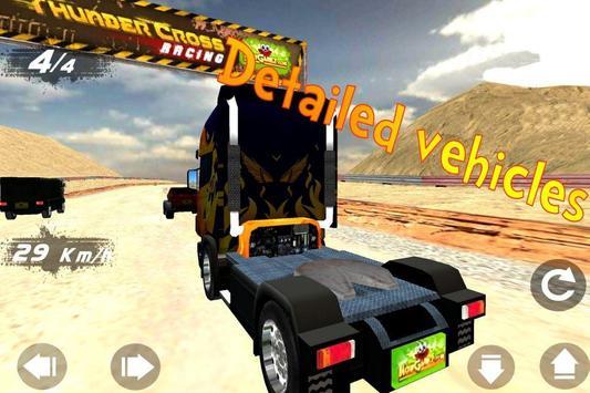 Thunder Cross Racing screenshot 6