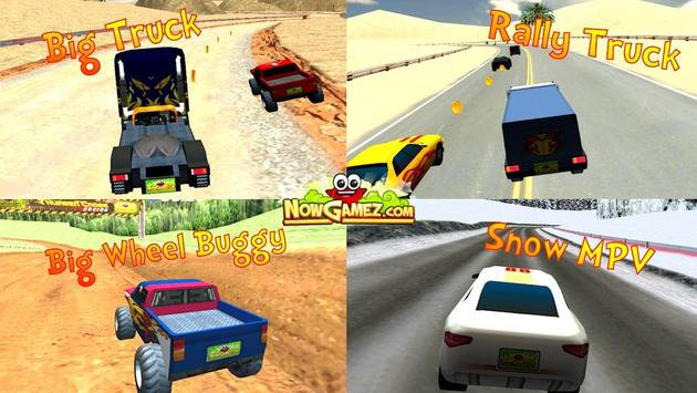 Thunder Cross Racing screenshot 8