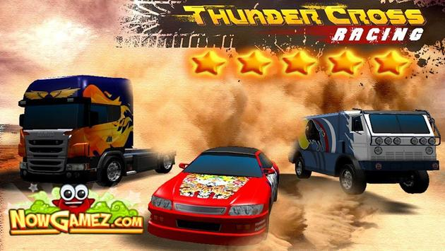 Thunder Cross Racing screenshot 9
