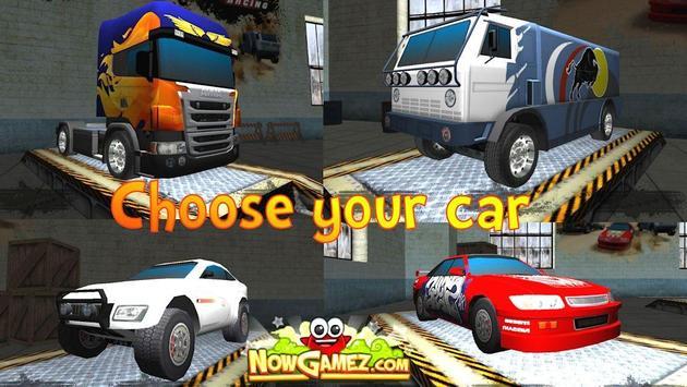 Thunder Cross Racing screenshot 10
