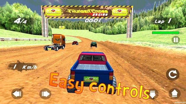 Thunder Cross Racing screenshot 11