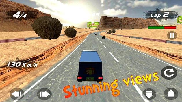 Thunder Cross Racing screenshot 12
