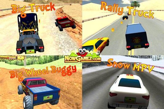 Thunder Cross Racing screenshot 16