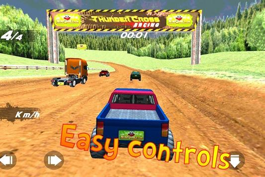Thunder Cross Racing screenshot 19