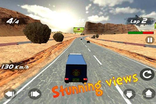 Thunder Cross Racing screenshot 20
