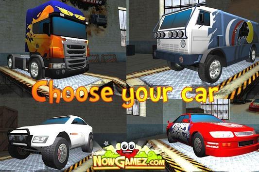 Thunder Cross Racing screenshot 2