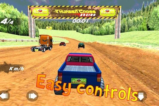 Thunder Cross Racing screenshot 3