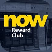 Now Reward Club icon