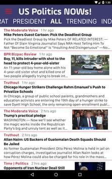 US Politics NOWs! screenshot 4