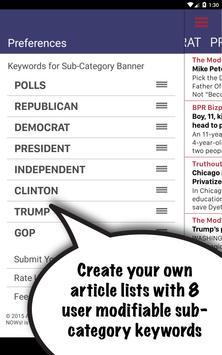 US Politics NOWs! screenshot 5