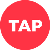 Tap For News icon