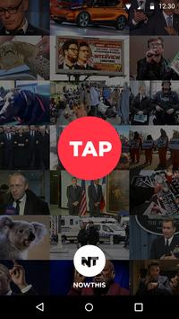 Tap For News poster