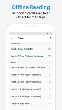 Manga Rock - Best Manga Reader apk screenshot