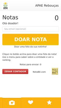 APAE Rebouças NotaBê apk screenshot