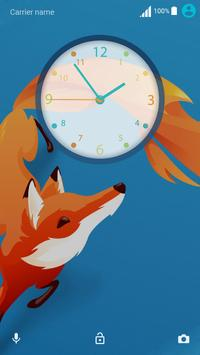 Flame Fox poster