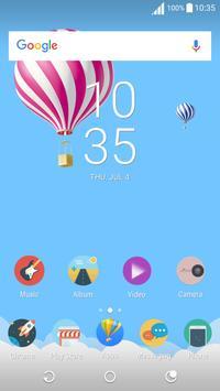 Hot Air Balloon screenshot 2