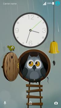 Owl Story poster