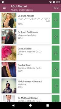 AGU Alumni apk screenshot