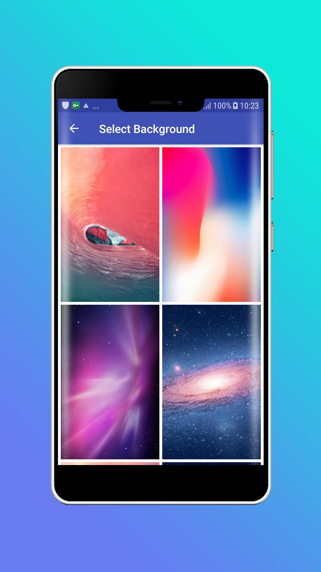Notch For Iphone X Theme Phone X For Android Apk Download