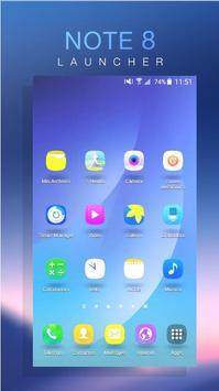 تنزيل Note 8 Launcher – Galaxy Themes APK 1 0 للموبايل