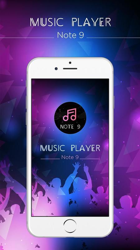 download music samsung note 9