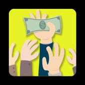 Grab Cash icon