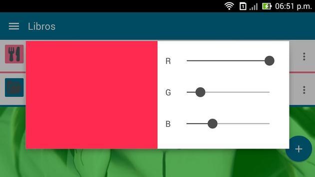 Dolphin Note - notas de color screenshot 1