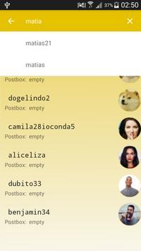 NoteChat screenshot 1