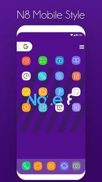 Theme for Note 8 Galaxy apk screenshot