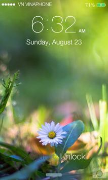 Lock Screen OS8 screenshot 7