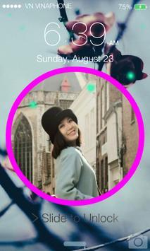 Lock Screen OS8 screenshot 3
