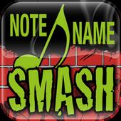 Note Name Smash icon