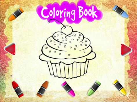 Coloring Book Game For Kids screenshot 1