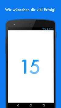 15 Punkte - Dein Notenrechner! poster