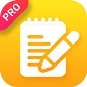 Notepad - Quick reminder icon