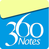 360Notes icon
