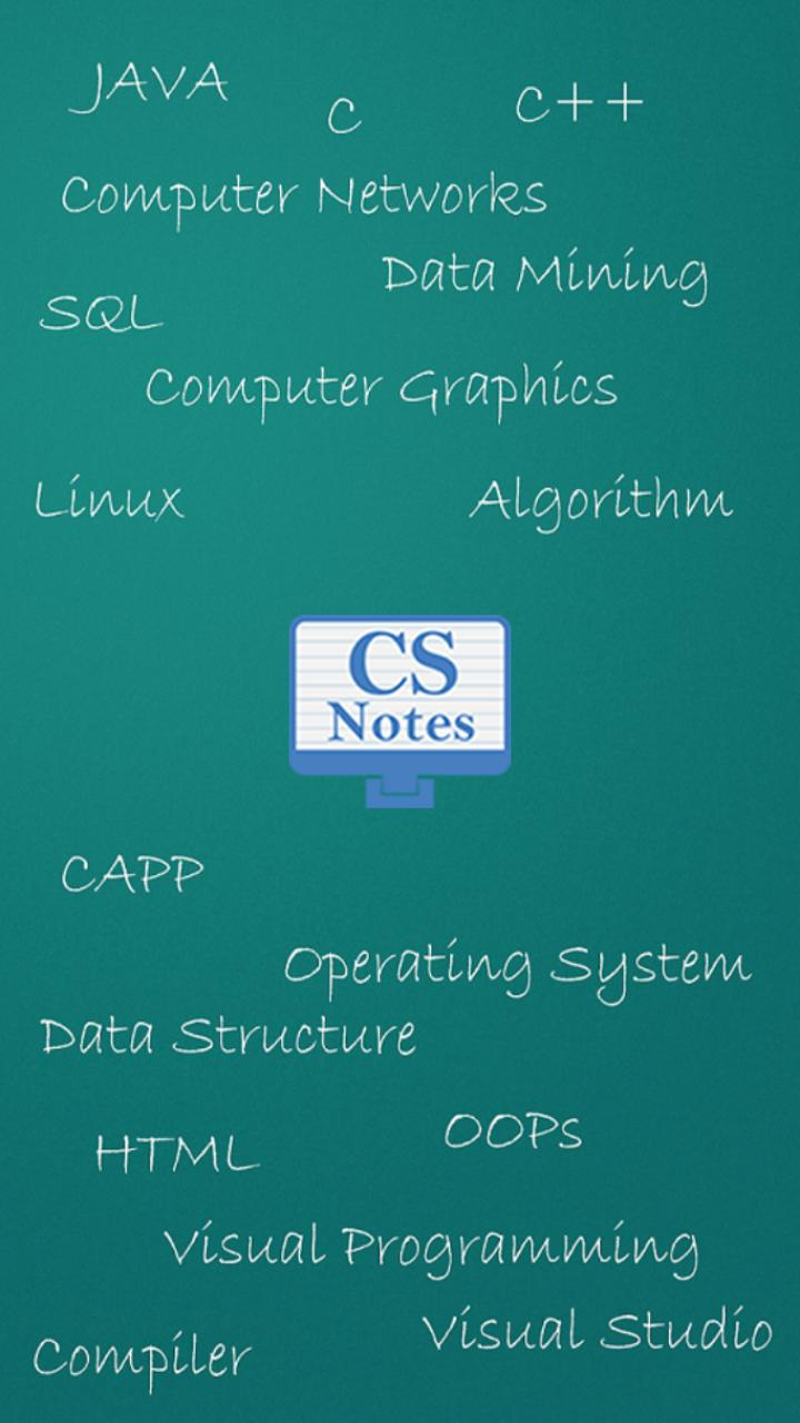 Computer Science Notes for Android - APK Download