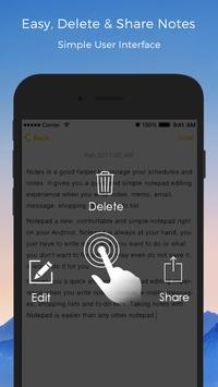 Notes For i Phone 8 screenshot 2